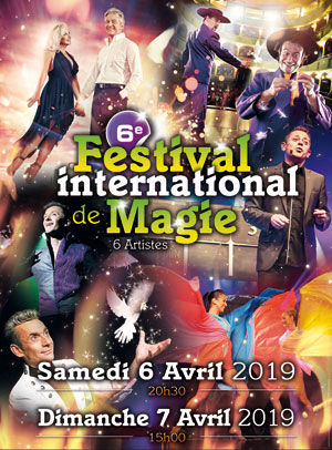 Spectacle magie casino barriere toulouse ouverture casino massena 13