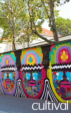 PARIS STREET ART BUTTE-AUX-CAILLES