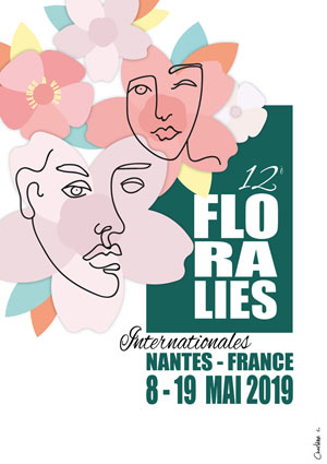 FLORALIES INTERNATIONALES