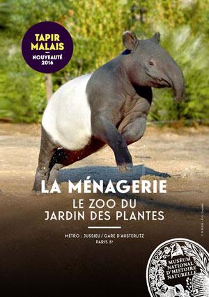 La Menagerie Le Zoo Du Jardin Des Plantes Jardin Des Plantes A