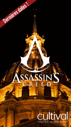 L'EXPERIENCE ASSASSIN'S CREED AUX