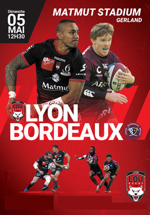 LOU / BORDEAUX-BEGLES