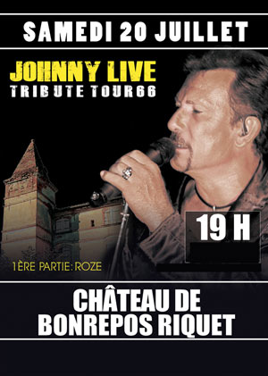JOHNNY LIVE TOUR 66 TRIBUTE