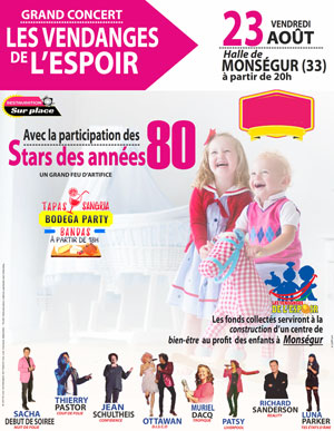 LES ANNEES 80 SOLIDAIRES