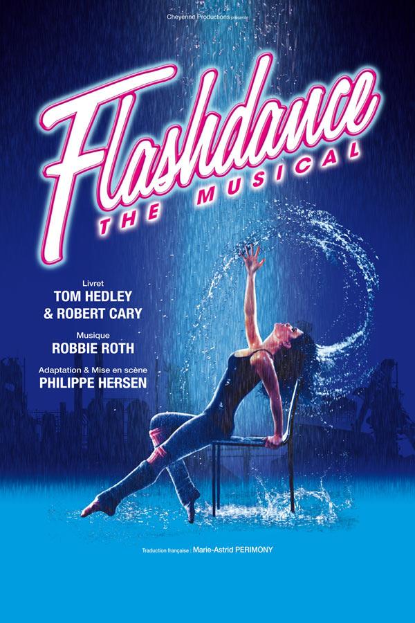 Plus d'infos sur l'évènement FLASHDANCE - THE MUSICAL !