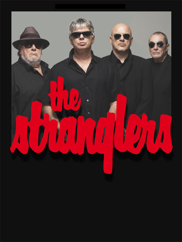 THE STRANGLERS + THE MELOMANIACS
