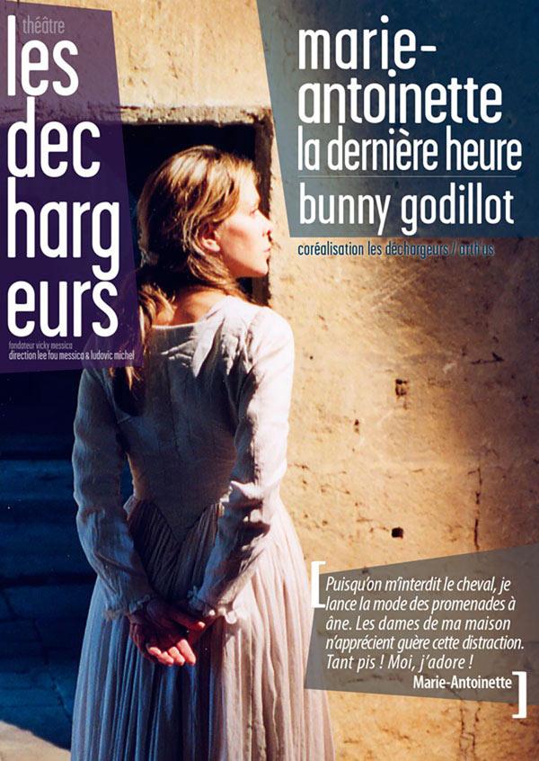 Plus d'infos sur l'évènement MARIE-ANTOINETTE, LA DERNIERE HEURE