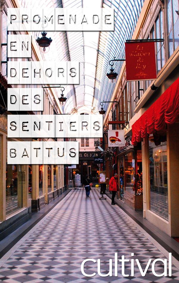 BALADES DE QUARTIERS DIVERS LIEUX - QUARTIERS PARISIENS voyage, excursion