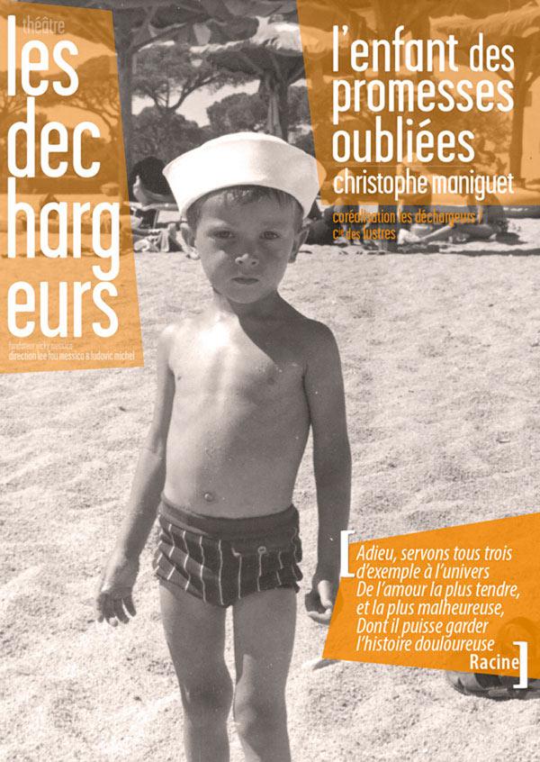 Plus d'infos sur l'évènement L'ENFANT DES PROMESSES OUBLIEES