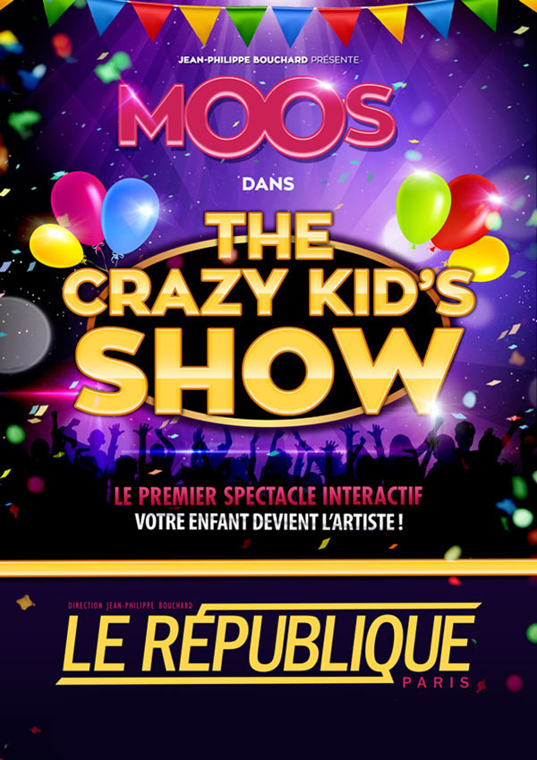THE CRAZY KID'S SHOW