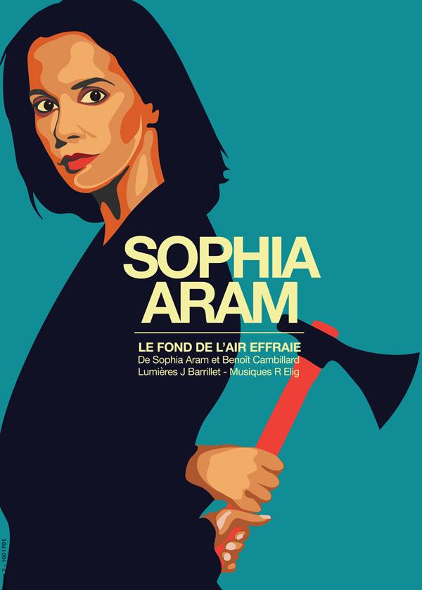 Plus d'infos sur l'évènement SOPHIA ARAM