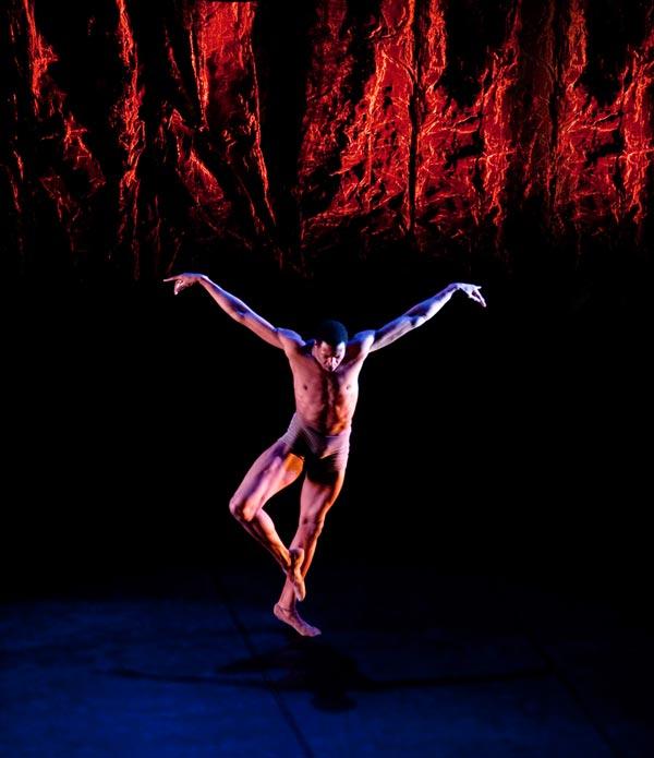 ALONZO KING LINES BALLET THEATRE DE PRIVAS spectacle de danse classique