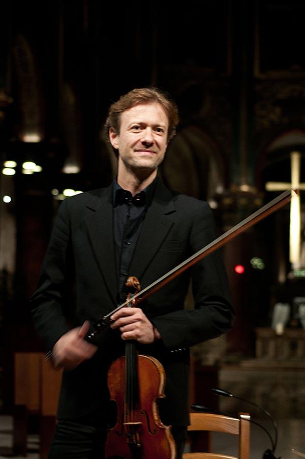 J.S. BACH: INTEGRALE DES SUITES LA SAINTE-CHAPELLE concert de musique classique
