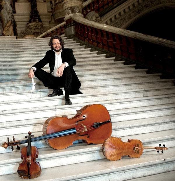 VIOLON & CELLO SONGS LA SAINTE-CHAPELLE concert de musique classique