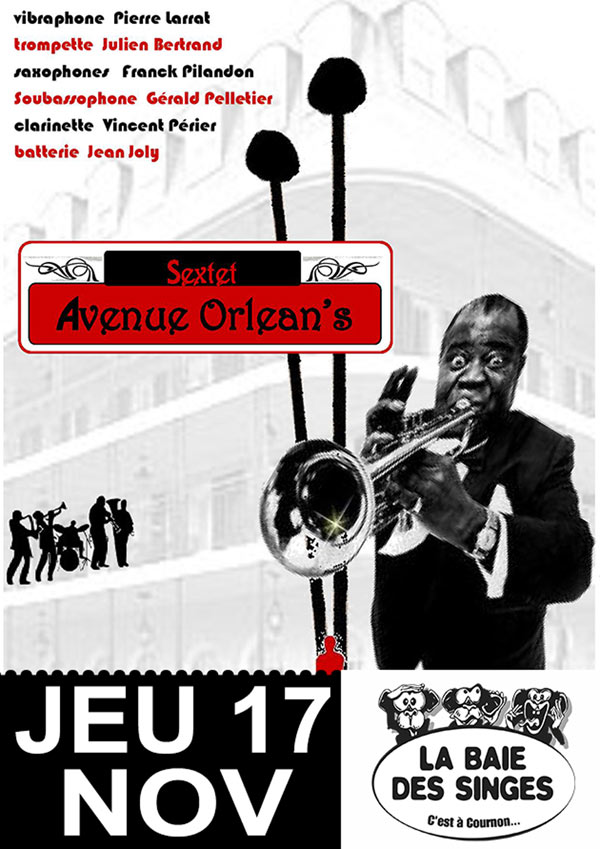 HOMMAGE A LOUIS ARMSTRONG