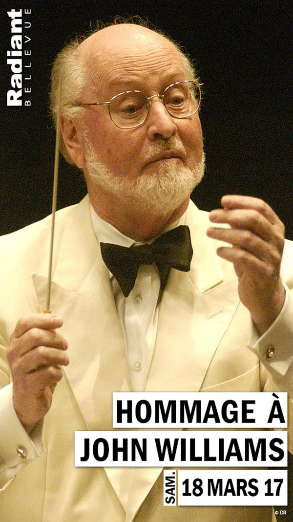 HOMMAGE A JOHN WILLIAMS