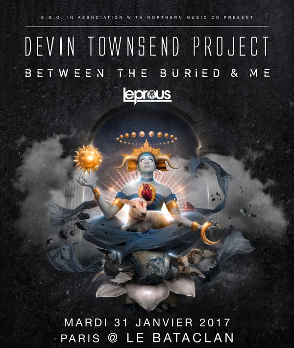 THE DEVIN TOWNSEND PROJECT