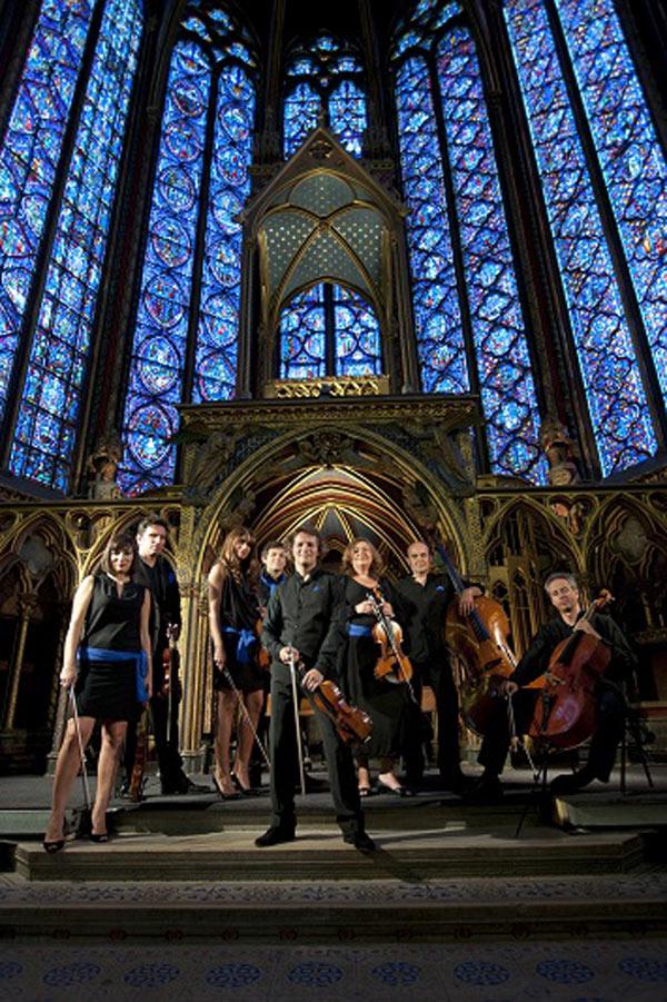 J.S. BACH: VARIATIONS GOLDBERG LA SAINTE-CHAPELLE concert de musique classique