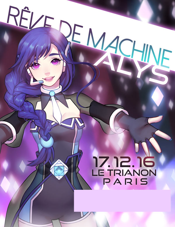 ALYS : REVE DE MACHINE