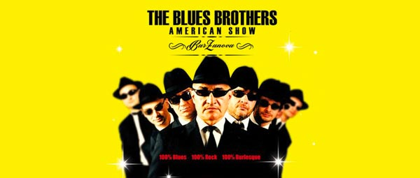 BLUES BROTHERS - THE EIGHT KILLERS
