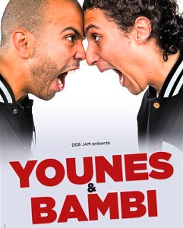 Plus d'infos sur l'évènement YOUNES & BAMBI