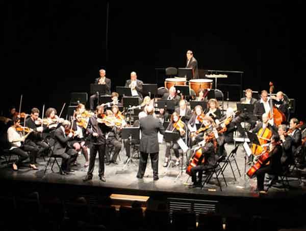ORCHESTRE MELUN VAL DE SEINE LE MAS concert de musique classique