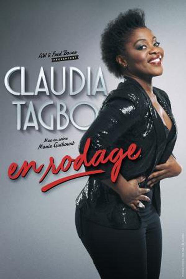 Plus d'infos sur l'évènement CLAUDIA TAGBO
