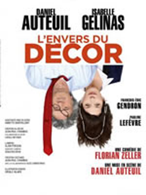 L' ENVERS DU DECOR