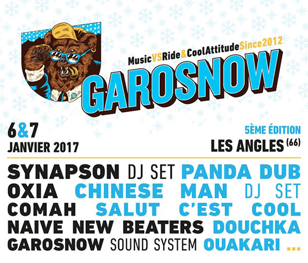 GAROSNOW 2017 PART 1