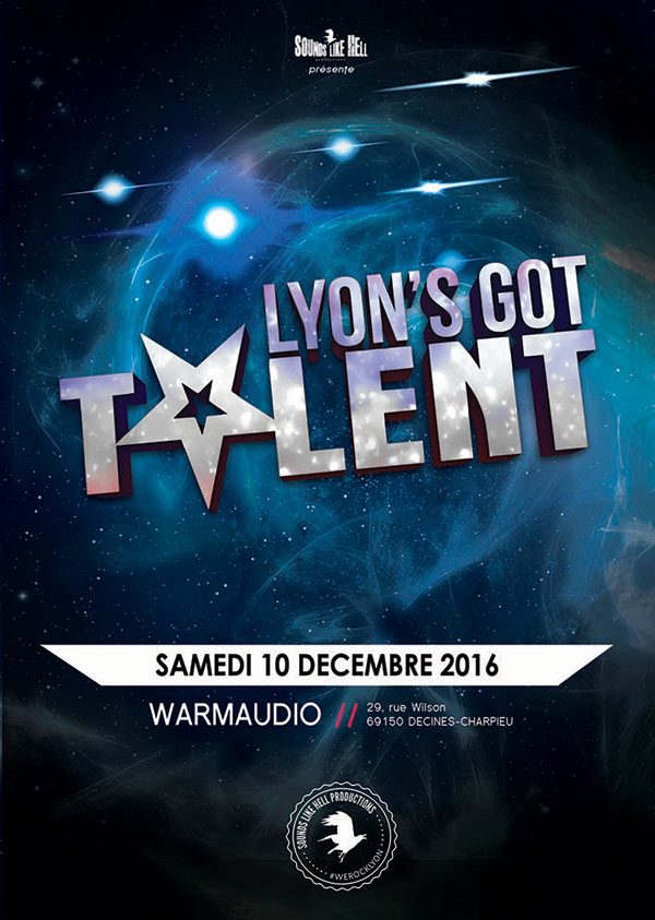 LYON'S GOT TALENT