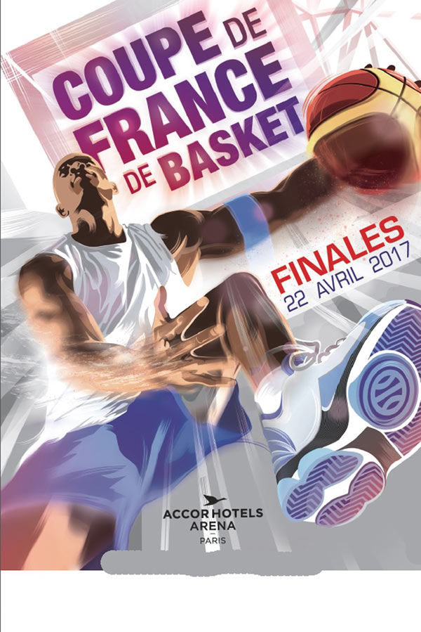 PACKAGE COUPE DE FRANCE DE BASKET