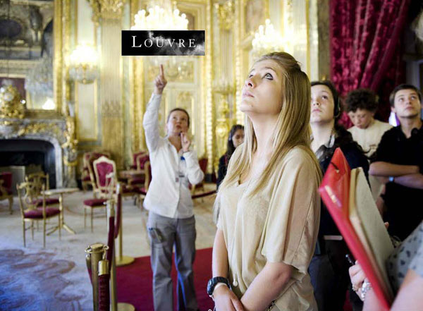 LA PEINTURE EN FRANCE MUSEE DU LOUVRE conférence