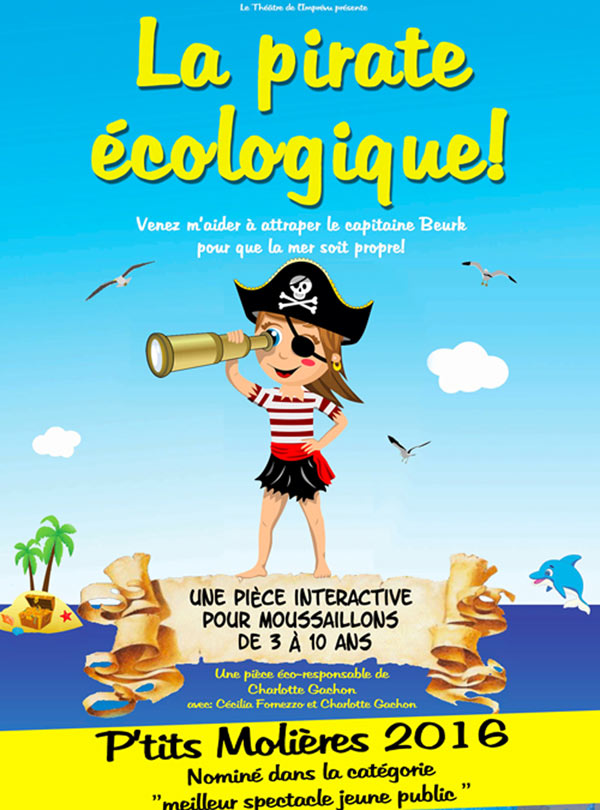 LA PIRATE ECOLOGIQUE