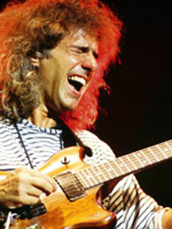 PAT METHENY W/ANTONIO SANCHEZ,
