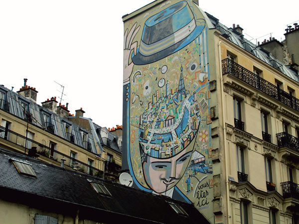 LE PARIS DU STREET ART