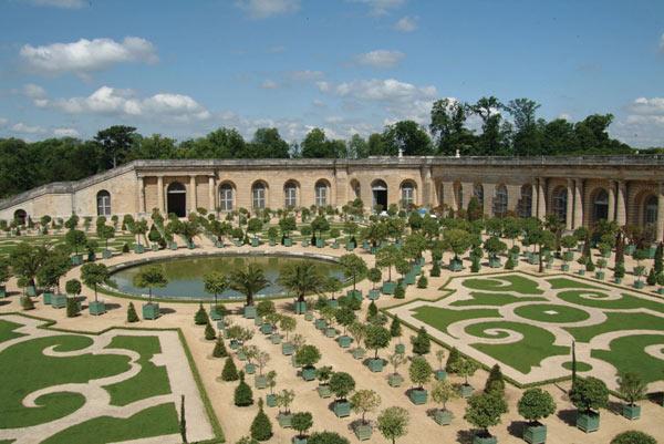Passeport chateau de versailles hors grandes eaux for Visite de jardins en france