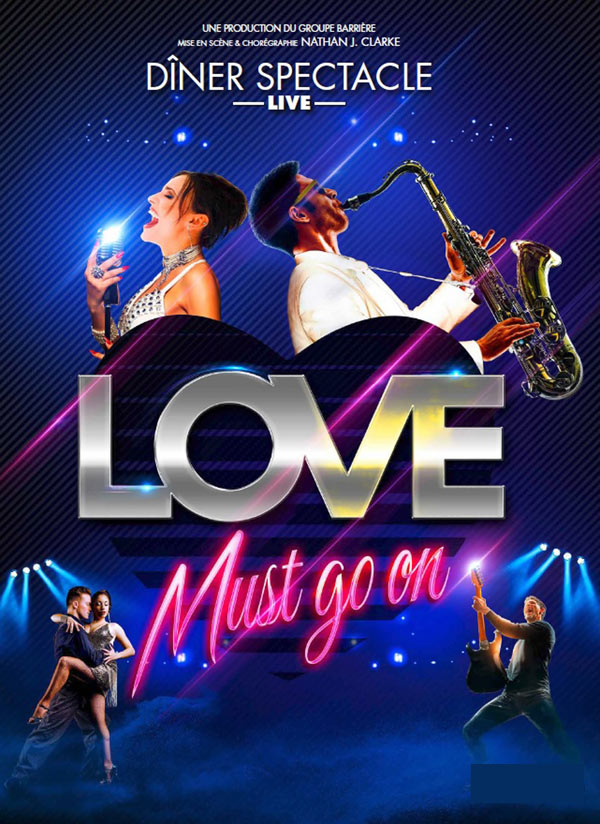 LOVE MUST GO ON