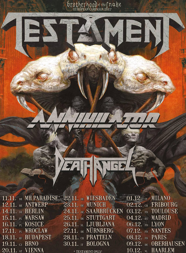 TESTAMENT (US)