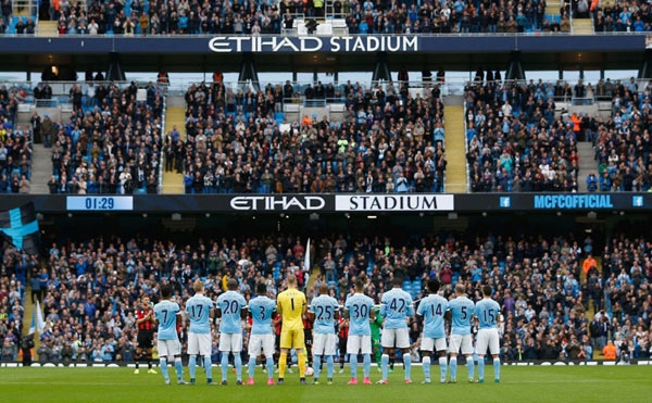 MANCHESTER CITY / LEICESTER