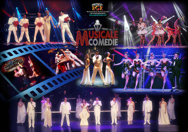 MUSICALE COMEDIE