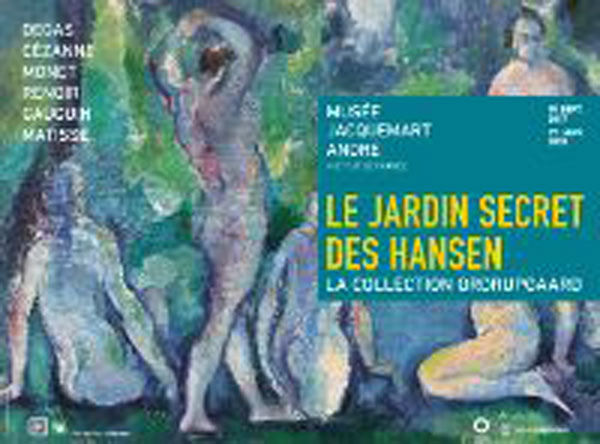 le jardin secret des hansen la collection ordrupgaard ForJardin Secret Des Hansen