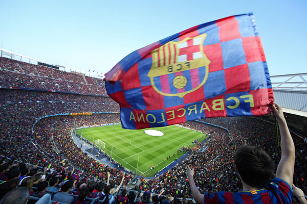 FC BARCELONE / REAL MADRID
