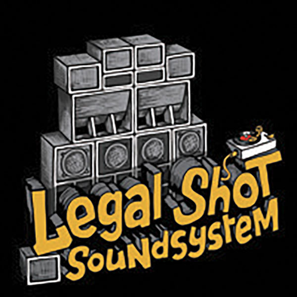 LEGAL SHOT SOUND SYSTEM W/CHARLIE P