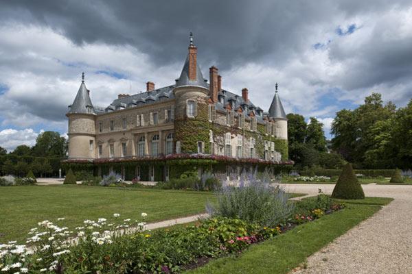 Chateau de rambouillet exposition laiterie chaumi re for Visite de rambouillet