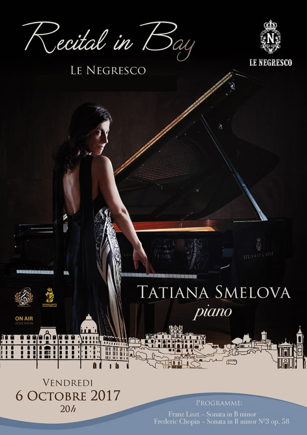 RECITAL DE PIANO - TATIANA SMELOVA