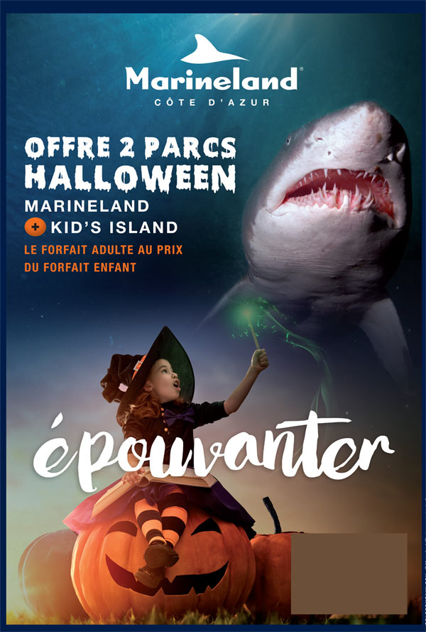 MARINELAND + KID'S ISLAND-PROMOTION