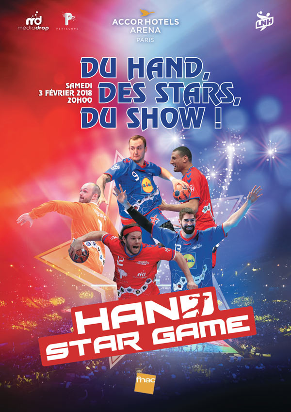 HAND STAR GAME 2018