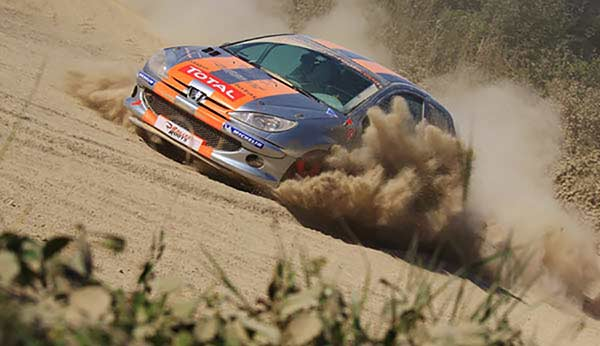 STAGE DE PERFECTIONNEMENT RALLYE