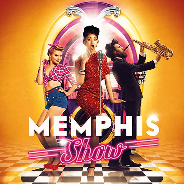 MEMPHIS SHOW - DINER SPECTACLE