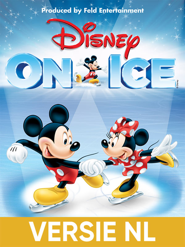 DISNEY ON ICE 2019 (VERSIE NL)